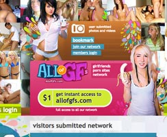 Allofgfs awesome paid porn website for user submitted