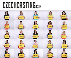 Czechcasting top paid adult website for beautiful czech models