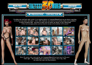 Nice pay adult site if you like to watch 3D xxx comics.