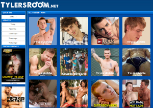 Nice gay adult site with HD hardcore content.