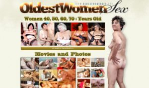 Good porn site for sexy old women.