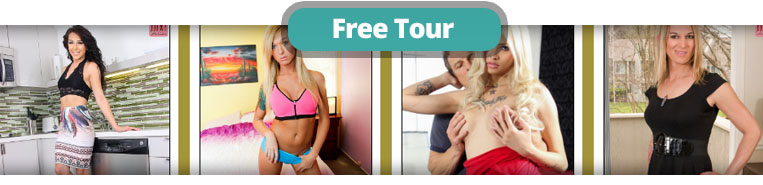 shemale pornstar free tour