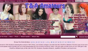 Good porn site for amateur vids.