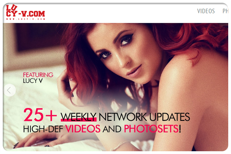Popular porn pay site for glam models.