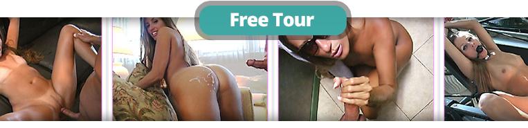 sweet cum girl free tour