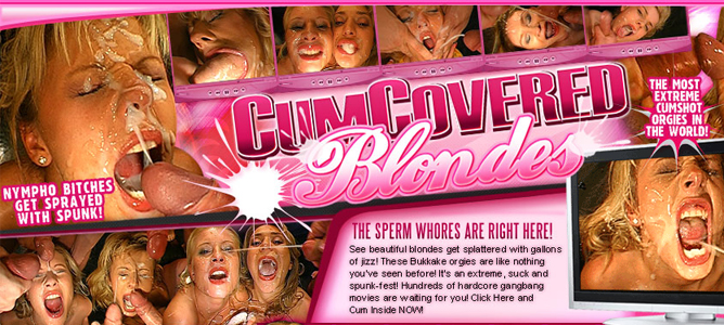 best blonde pay sex site for facial cumshot videos