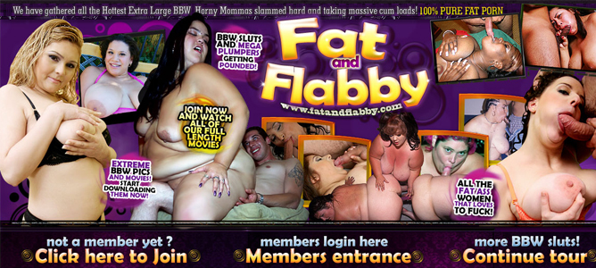 hot bbw porn site with fat chicks